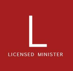 Licensed Minister