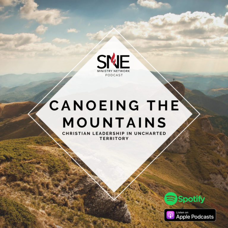 Resource Review: Canoeing the Mountains by Tod Bolsinger