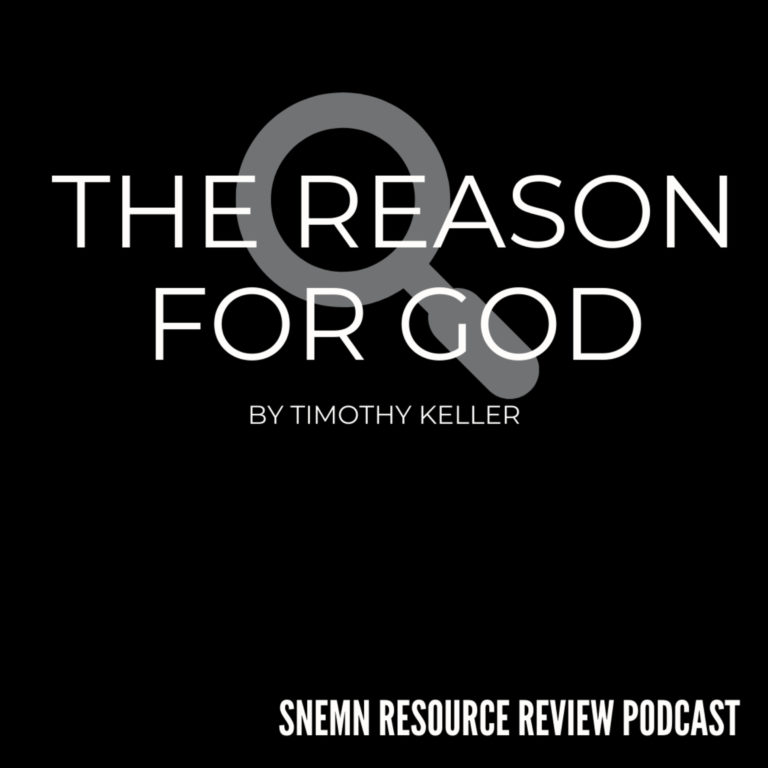 Resource Review – The Reason for God – Church Curriculum (Tim Keller)